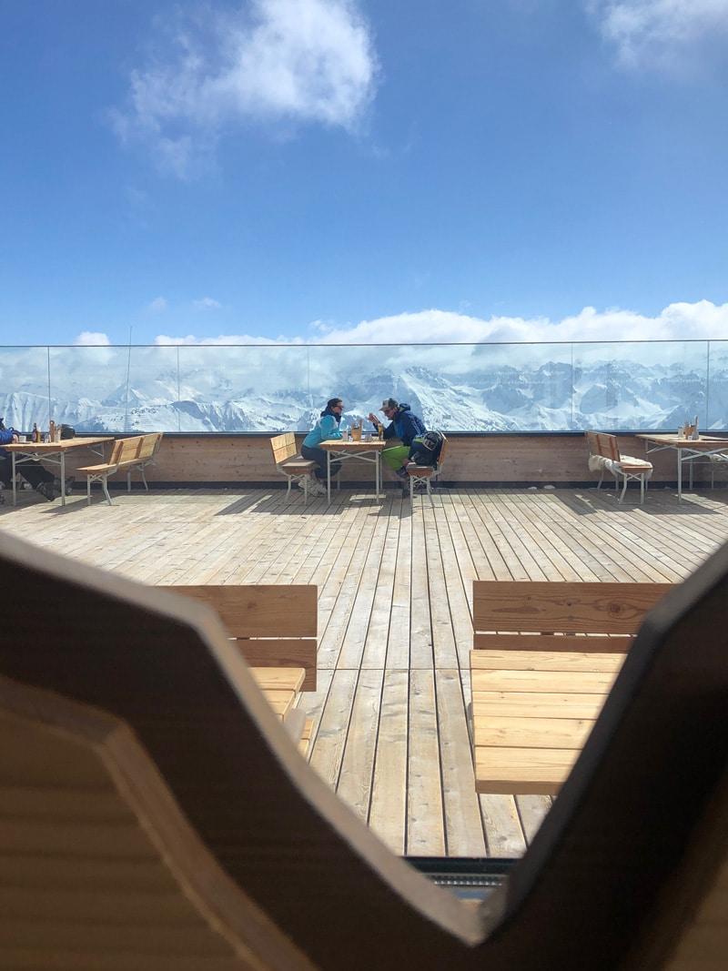 Tafel und Zunder Restaurant am Ifen - Reiseblog Bravebird