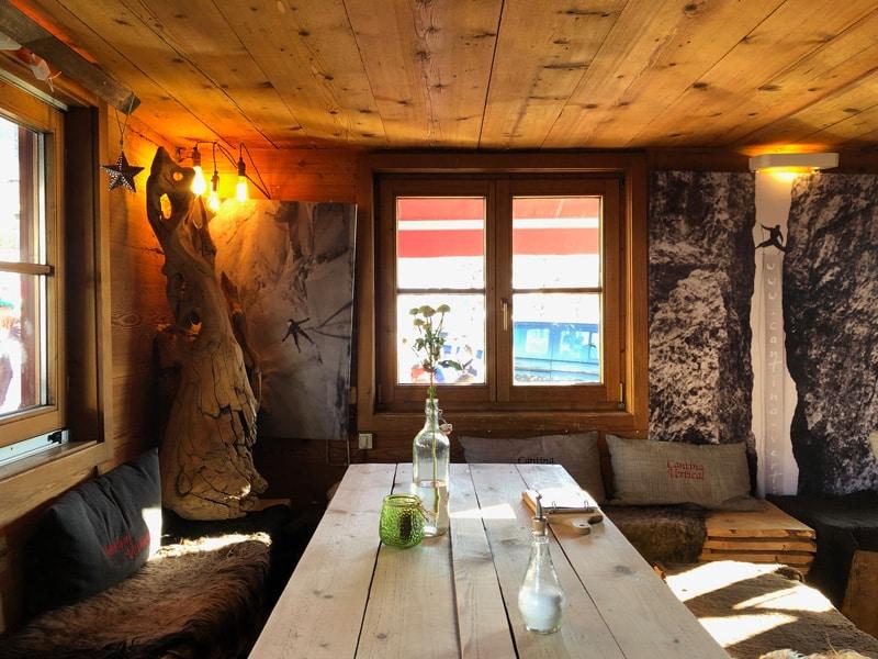 Cantina Vertical in Riezlern - Reiseblog Bravebird