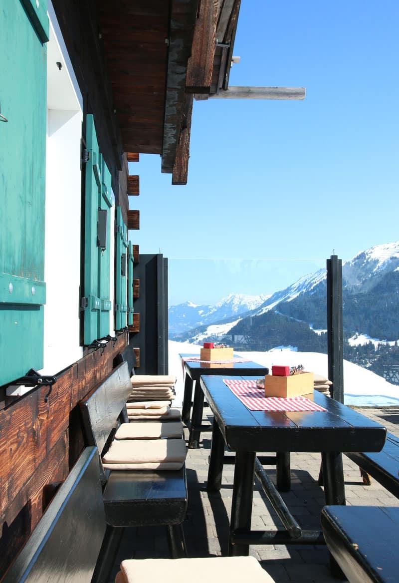Sonna Alp Kleinwalsertal Heuberg - Reiseblog Bravebird