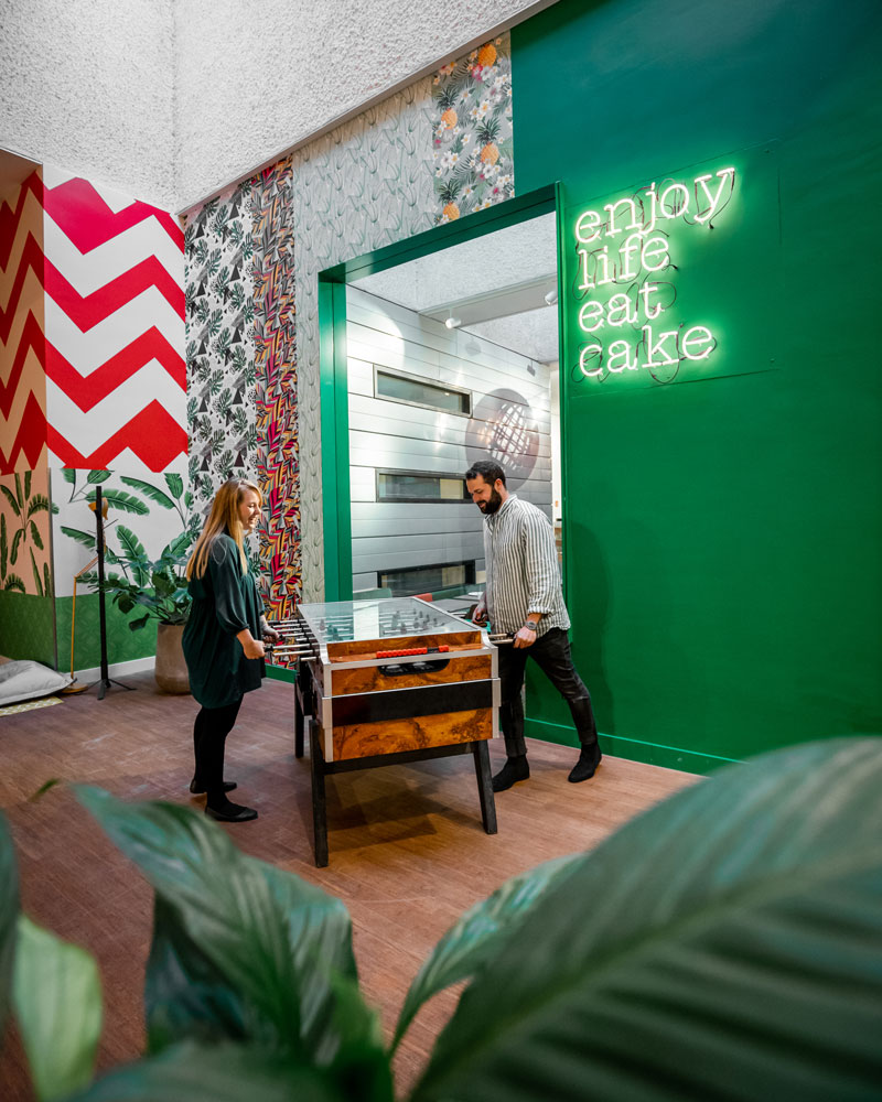 Stayokay Hostel Amsterdam - Reiseblog Bravebird