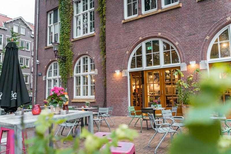 Stayokay Hostel Amsterdam Oost - Reiseblog Bravebird