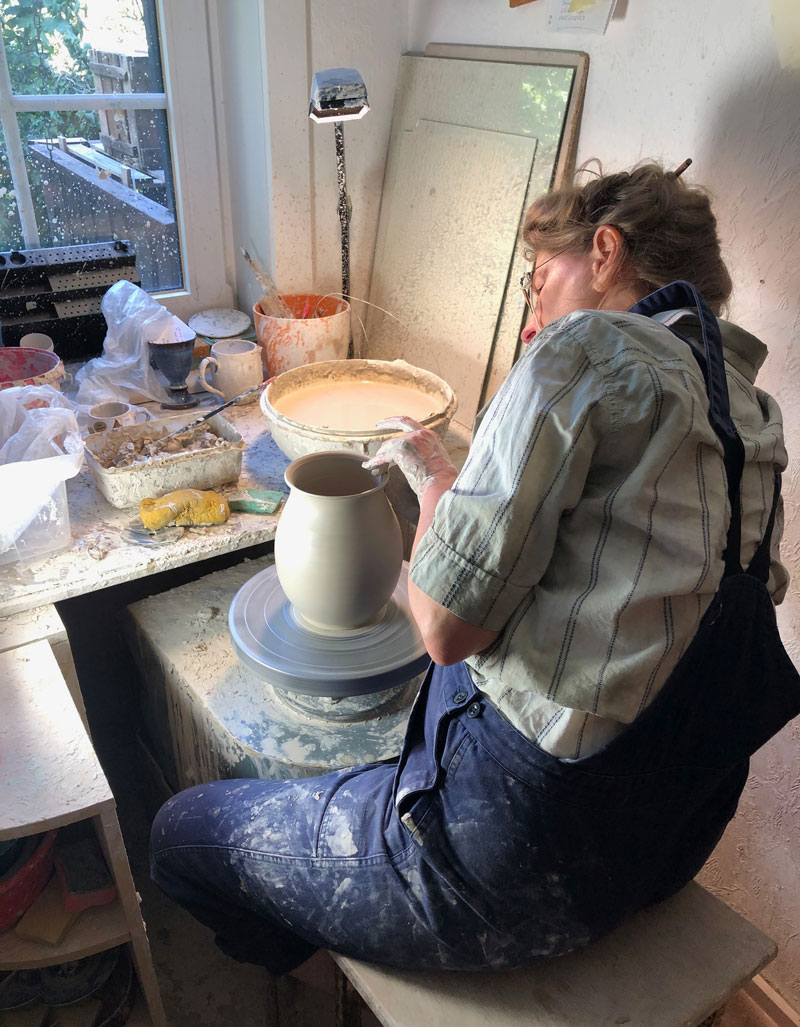 Harz Keramik in Altenau - Reiseblog Bravebird