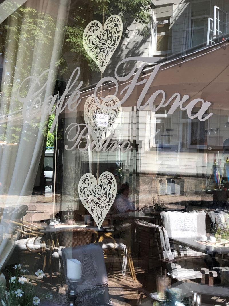 Cafe Flora - Bad Harzburg - Reiseblog Bravebird