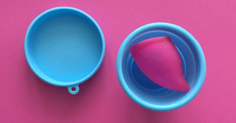 Fun Cup Menstruationstasse - Reiseblog Bravebird