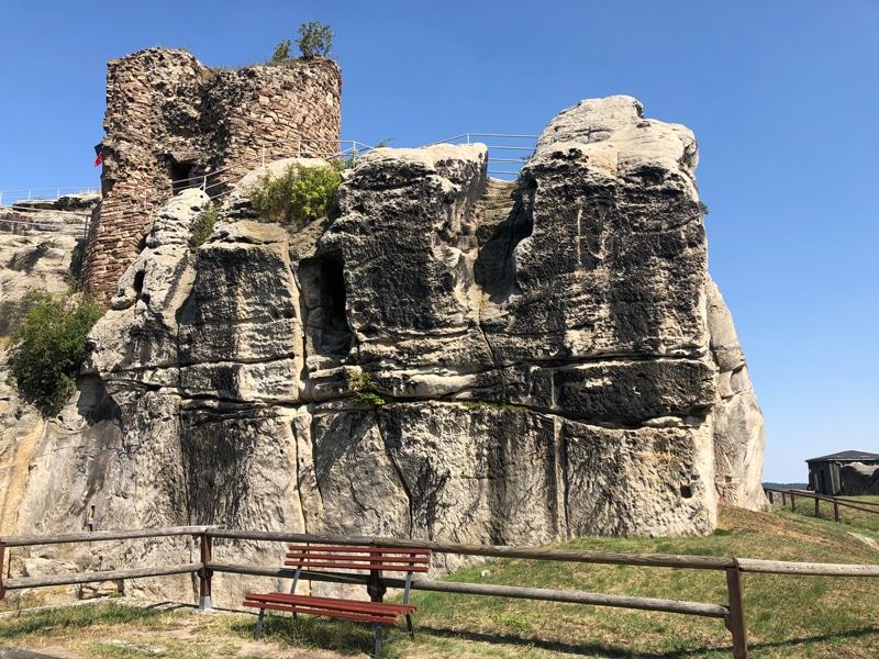 Burg Regenstein im Harz bei Blankenburg - Reiseblog Bravebird