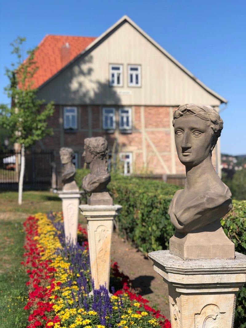 Hotel Obere Mühle in Blankenburg im Harz - Reiseblog Bravebird