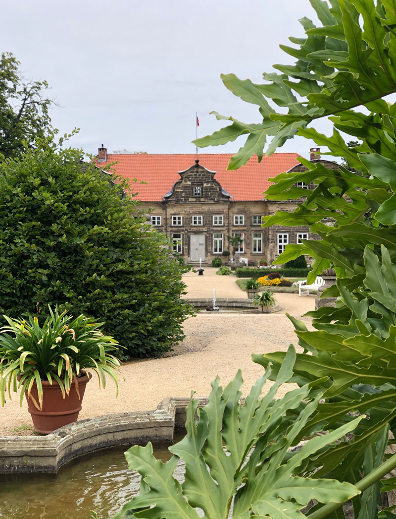 Barocke Gärten in Blankenburg - Schlossgarten - Reiseblog Bravebird