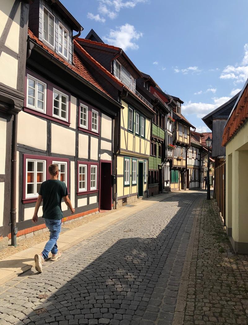 Urlaub in Wernigerode - Reiseblog Bravebird