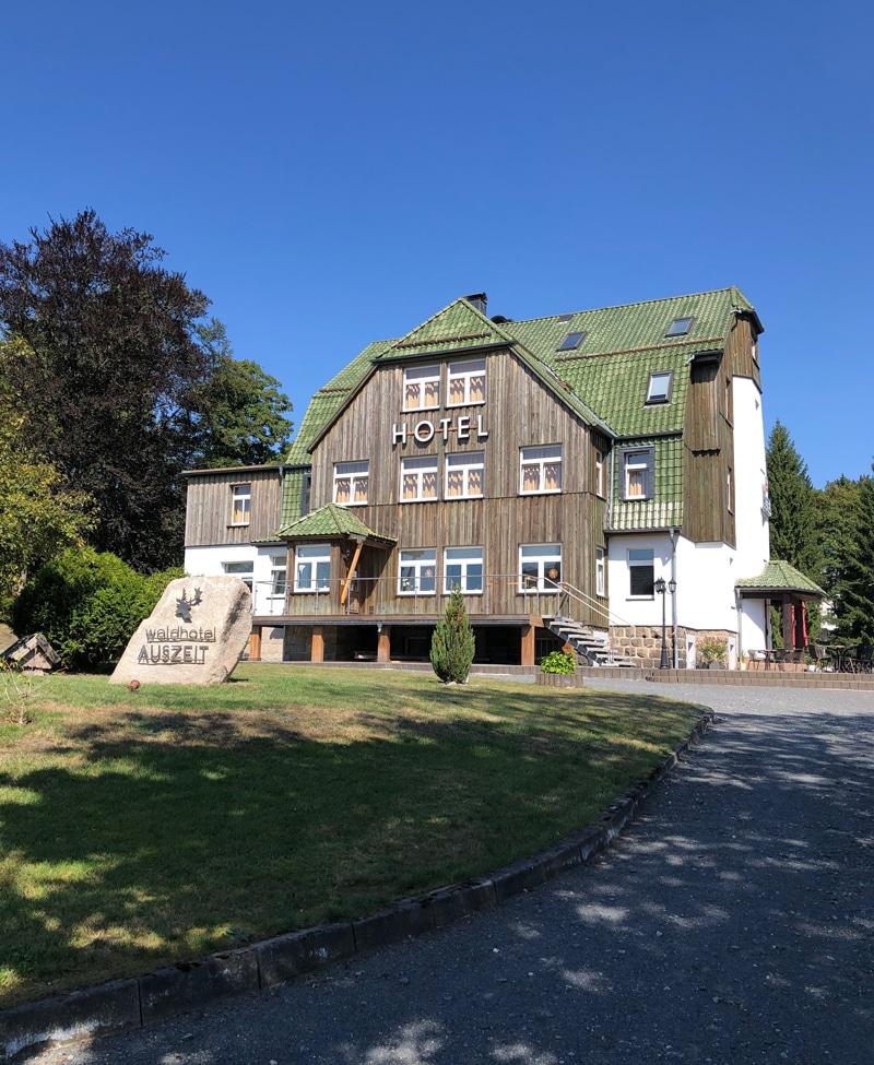 Waldhotel Auszeit in Tanne - Reiseblog Bravebird