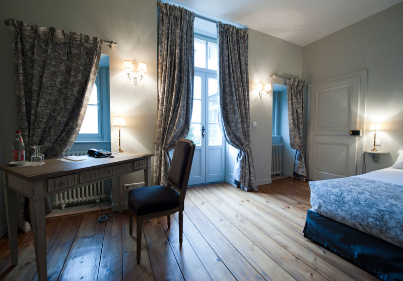 Besancon Hotel Le Sauvage - Reiseblog Bravebird