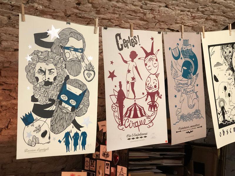Affiche Moilkan in Baume-les-Dames - Reiseblog Bravebird