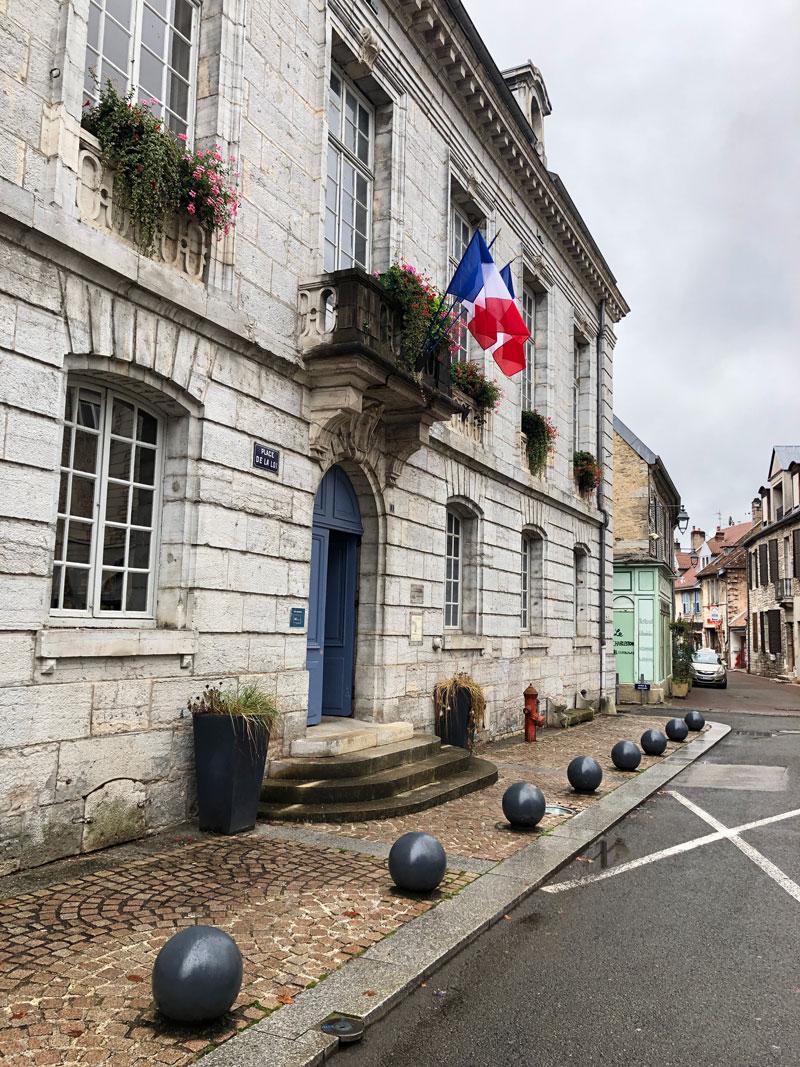Baume-les-Dames Burgund Altstadt - Reiseblog Bravebird