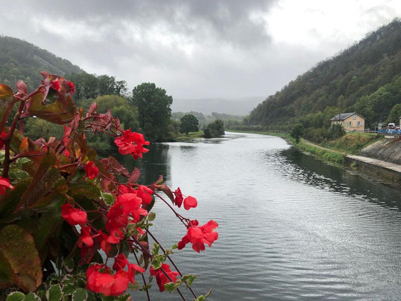 Clerval am Doubs - Reiseblog Bravebird