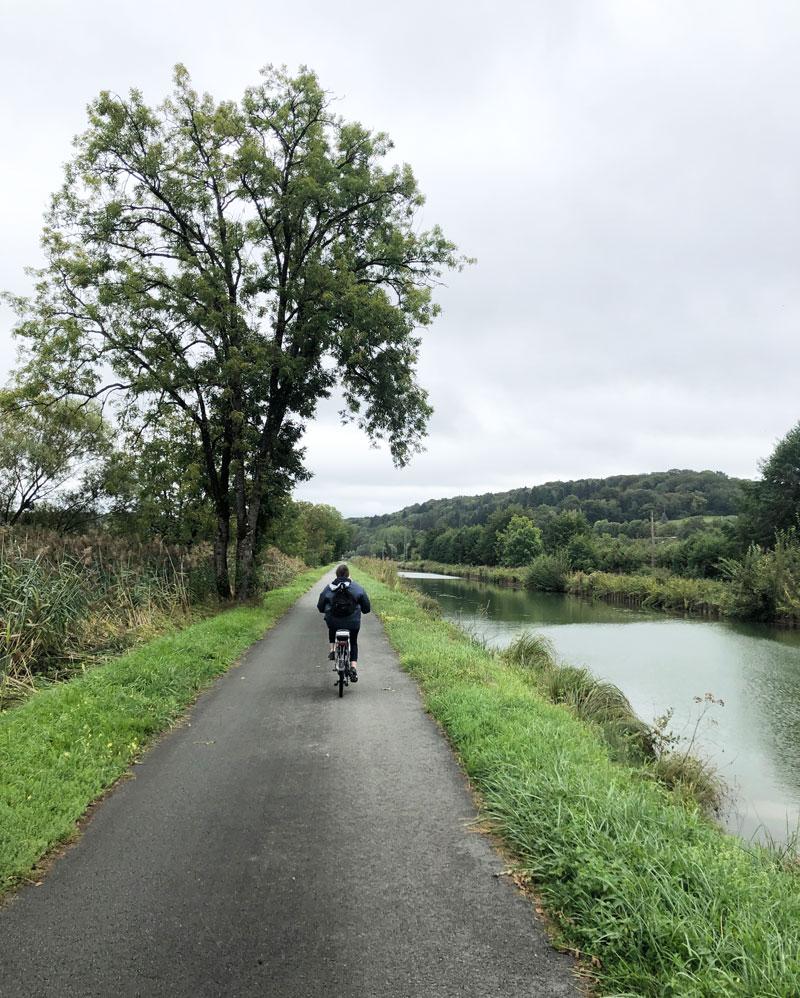 EuroVelo6 E-Bike-Tour durch das Burgund - Reiseblog Bravebird