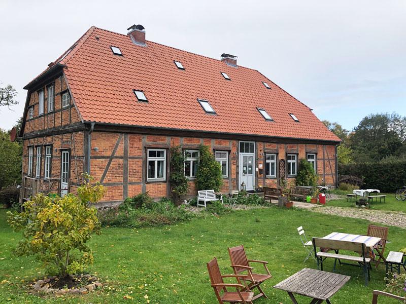 Veggiehotel Forsthof Kneese am Schaalsee - Reiseblog Bravebird