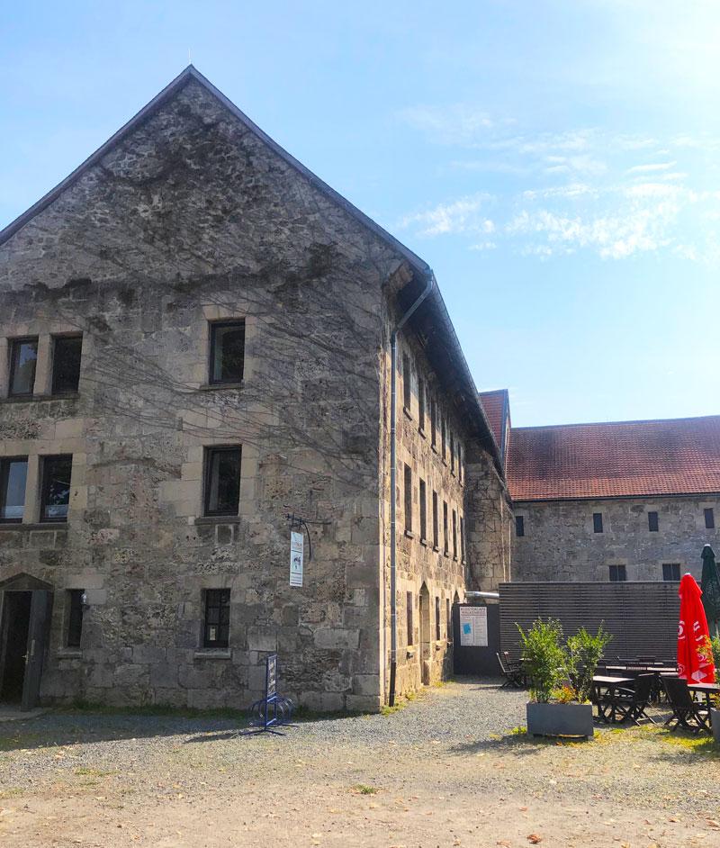 Zisternerkloster Walkenried - Reiseblog Bravebird