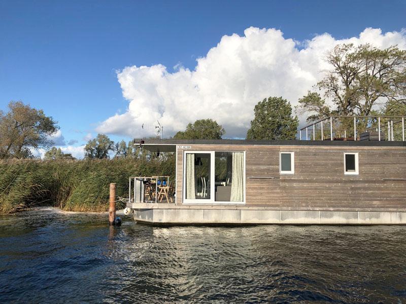 Lieper Winkel - Hausboot Glaukos - Reiseblog Bravebird