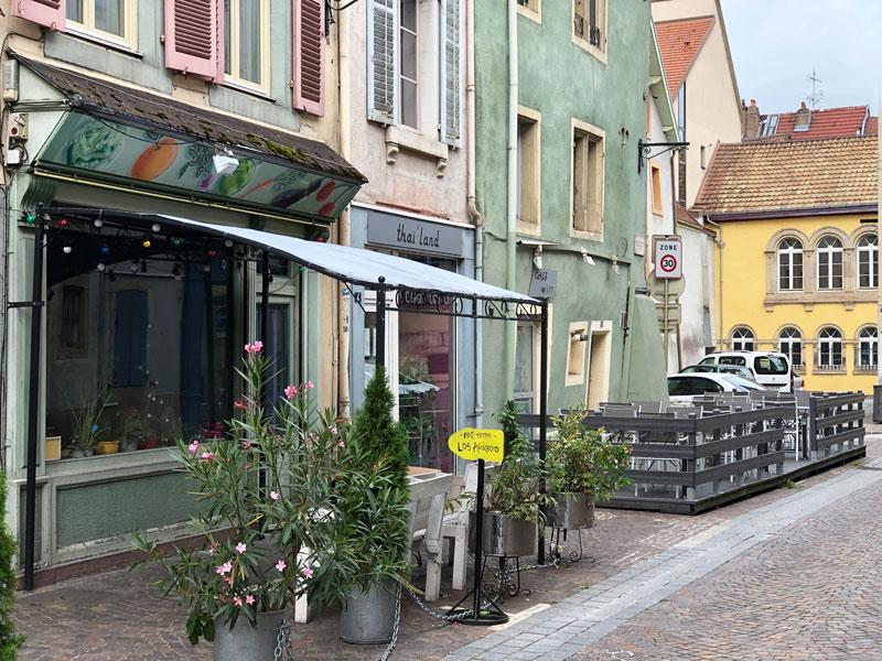 Montbeliard im Burgund - Reiseblog Bravebird