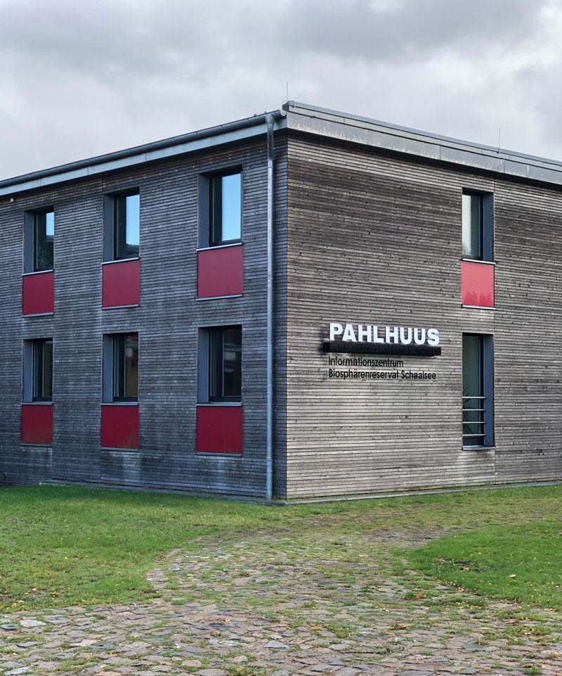 Pahlhuus am Schaalsee Infocenter - Reiseblog Bravebird