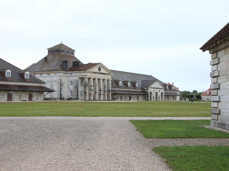 Saline von Arc-et-Senans bei Besancon Frankreich - Reiseblog Bravebird