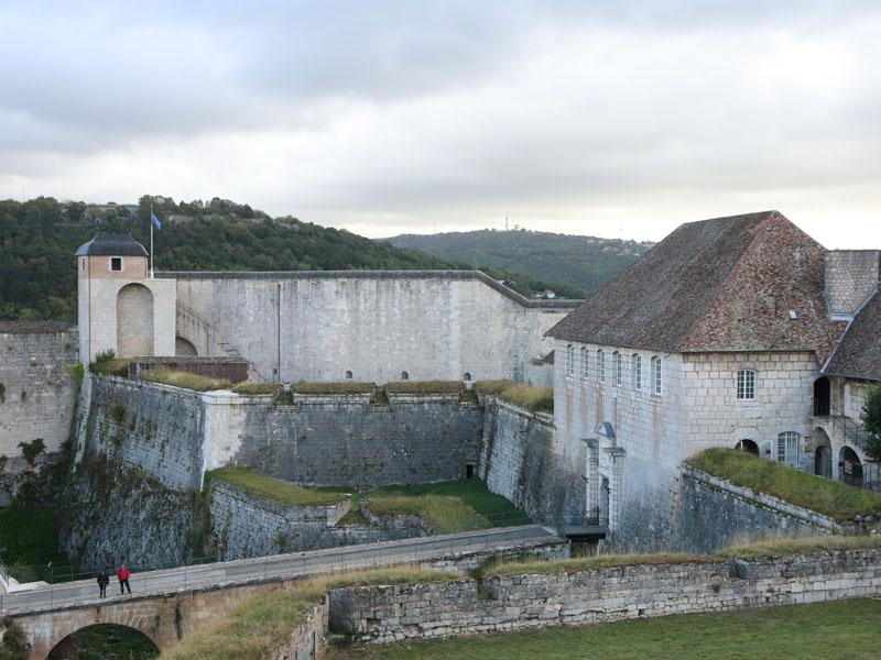Zitadelle Besancon im Burgund - Reiseblog Bravebird