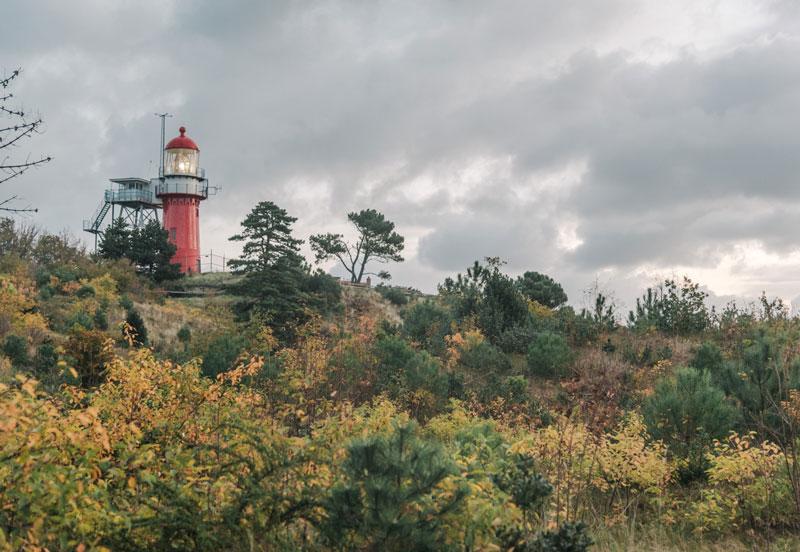 Leuchtturm auf Vlieland - Reiseblog Bravebird