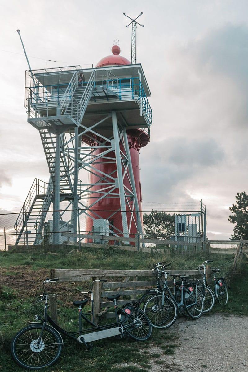 Fahrrad mieten auf der Insel Vlieland - Reiseblog Bravebird