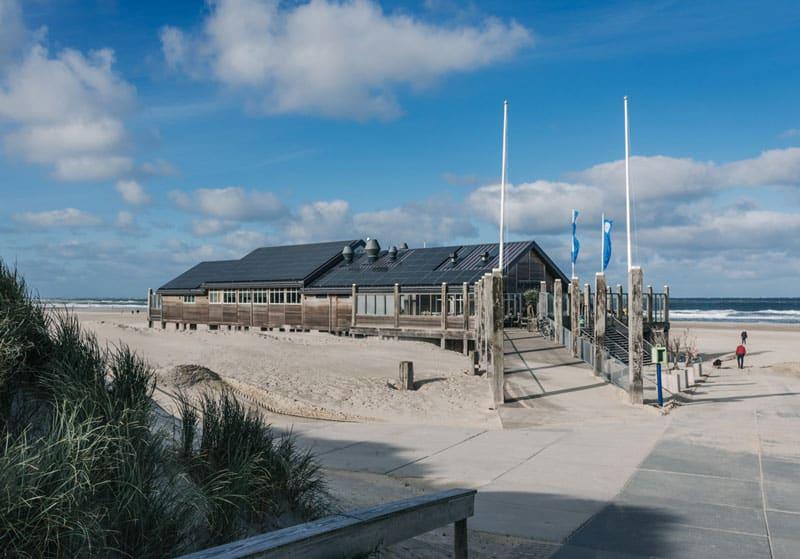 Strandpavillon 't Badhuys auf Vlieland - Reiseblog Bravebird