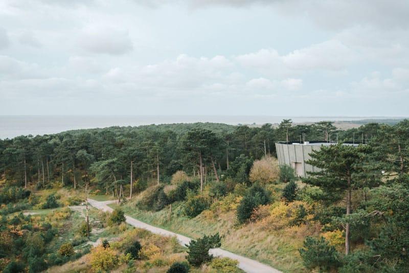Fahrradwege auf der Insel Vlieland - Reiseblog Bravebird