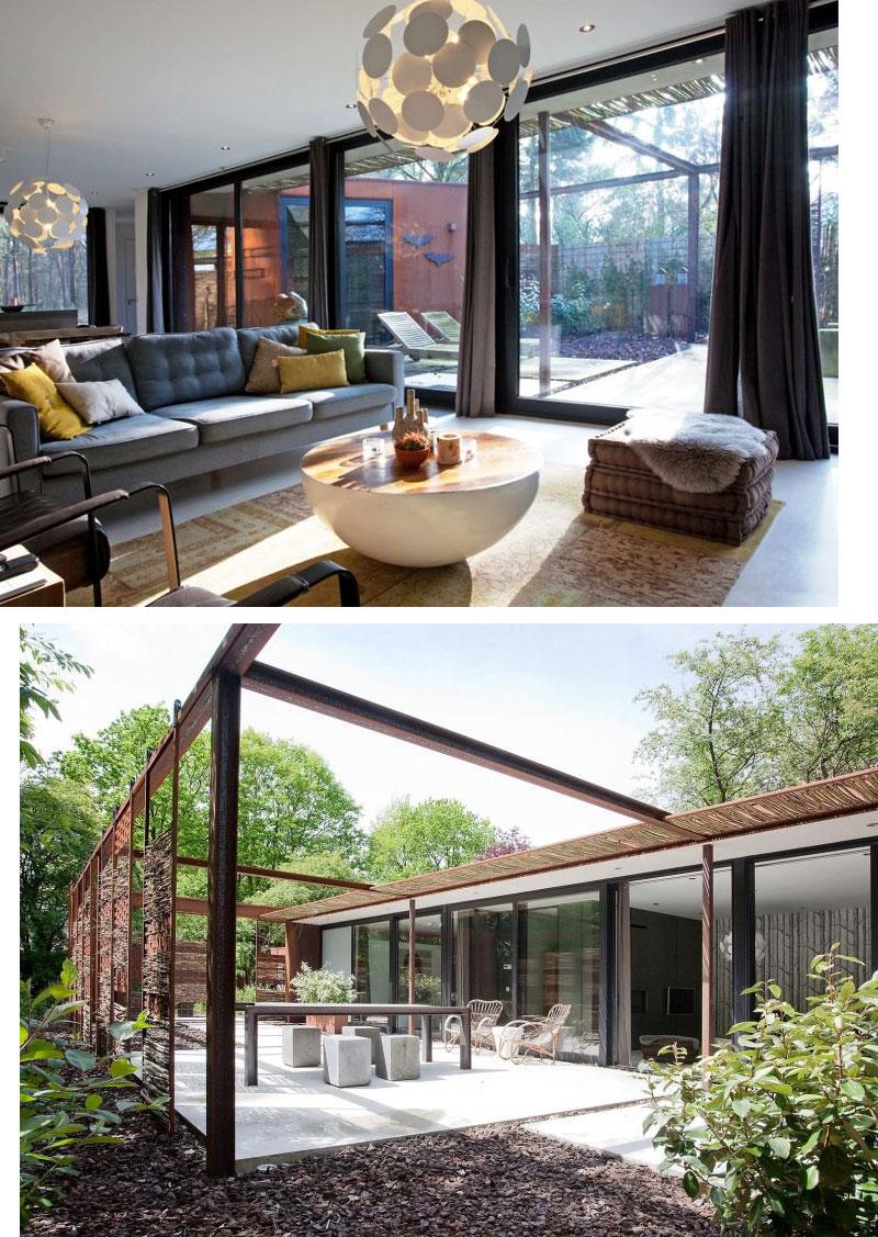 Design Ferienhaus in Holland - Oosterhout - Reiseblog Bravebird