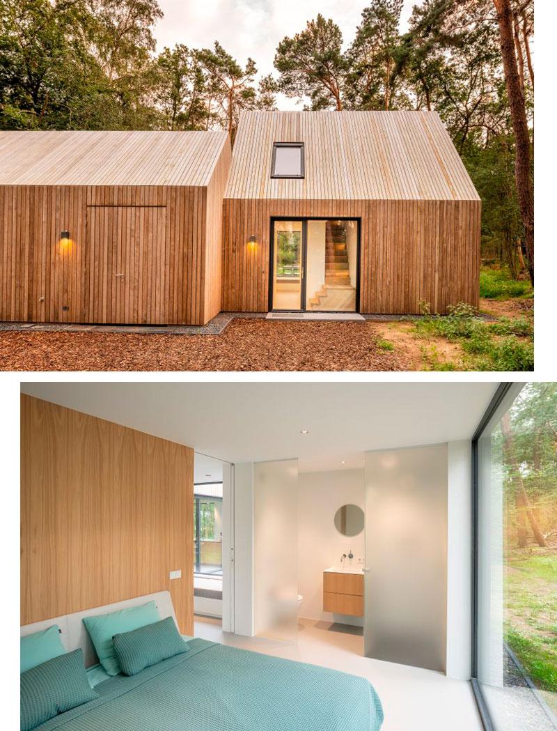Designhaus Ferienhaus in Holland - Reiseblog Bravebird