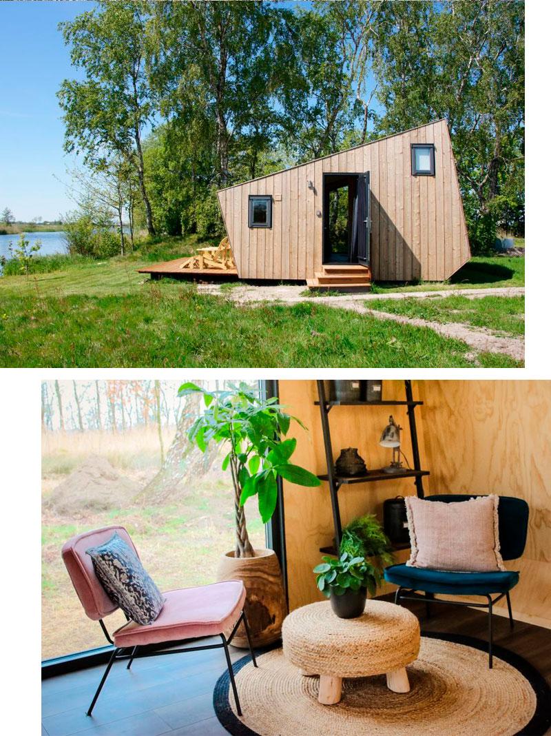 Ferienhaus in Holland - Friesland - Reiseblog Bravebird