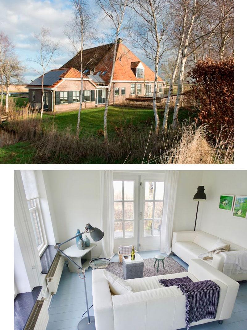 Ferienhaus in Friesland - Reiseblog Bravebird