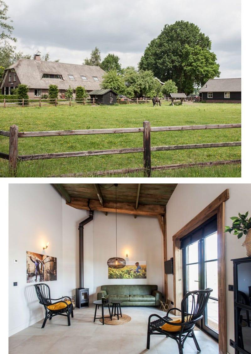 Ferienhaus in Holland - Kootwijkerbroek - Reiseblog Bravebird