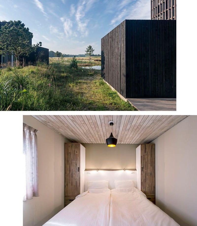 Ferienhaus Holz Holland - Reiseblog Bravebird