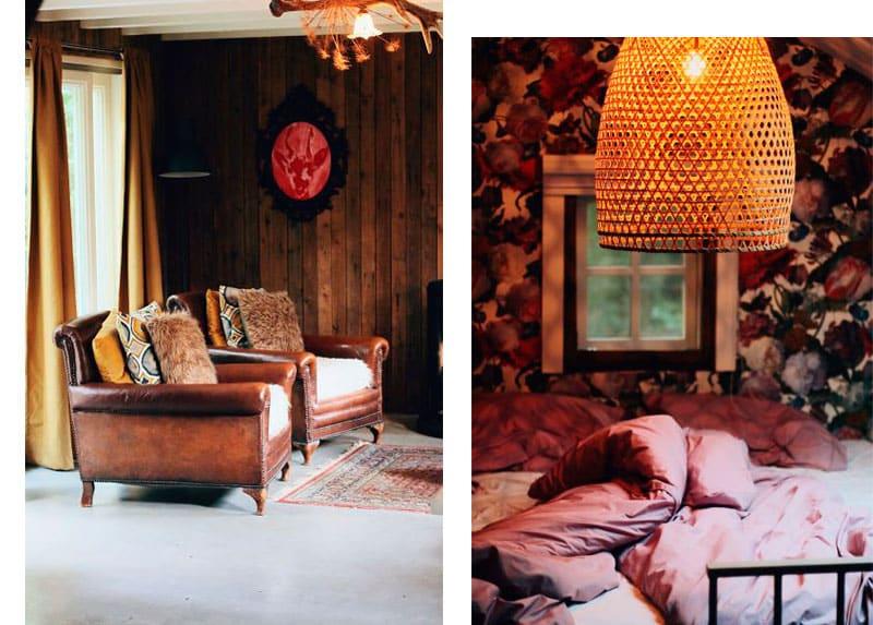 Schönes Ferienhaus im Wald - Reiseblog Bravebird