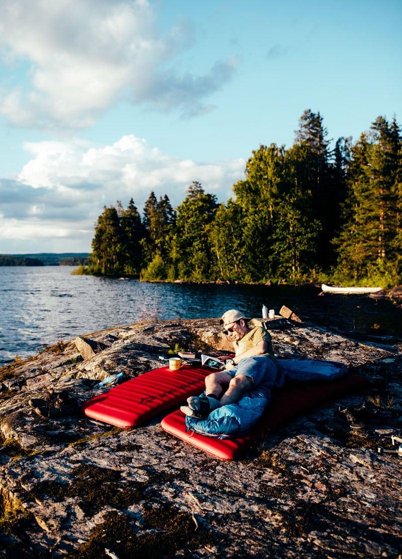 The Canoe Trip - Kanutour durch Schweden - Reiseblog Bravebird