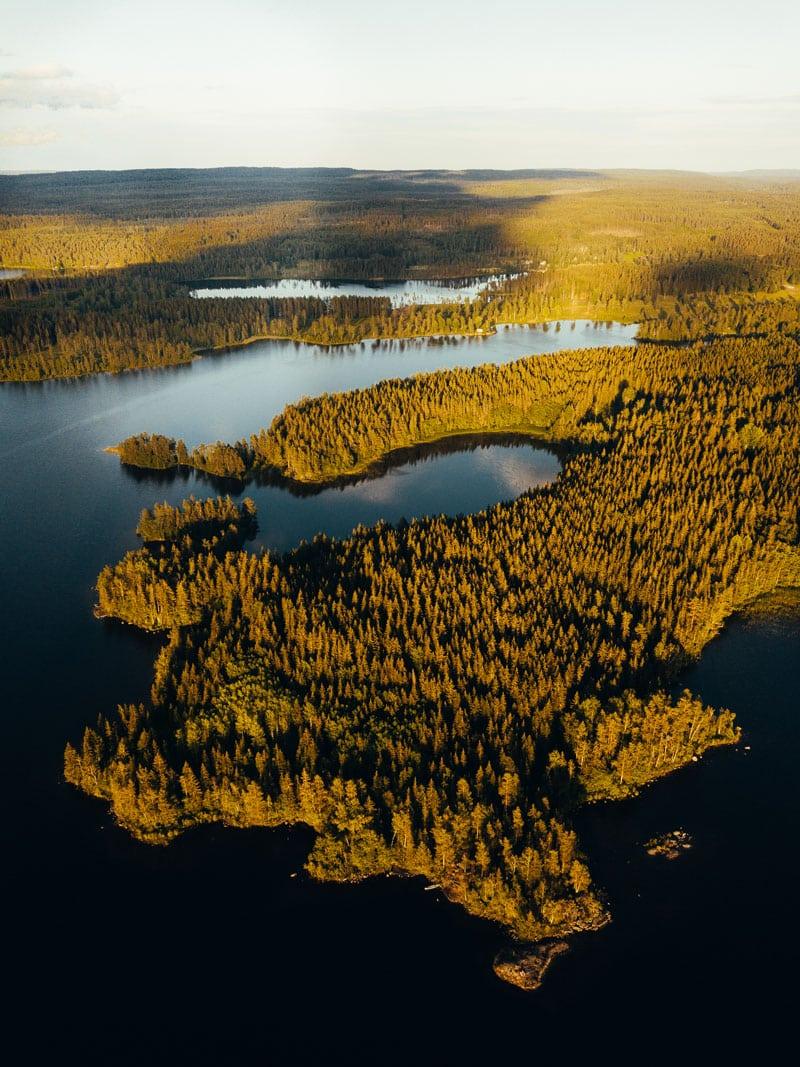 Kanutrip durch Schweden - Reiseblog Bravebird