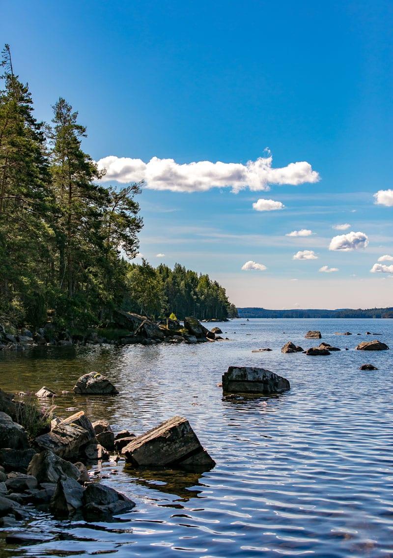 Kanutrip in Südschweden - The Canoe Trip - Reiseblog Bravebird