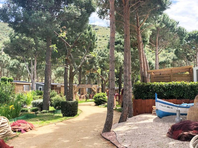 Camping Sant Miquel Costa Brava - Reiseblog Bravebird