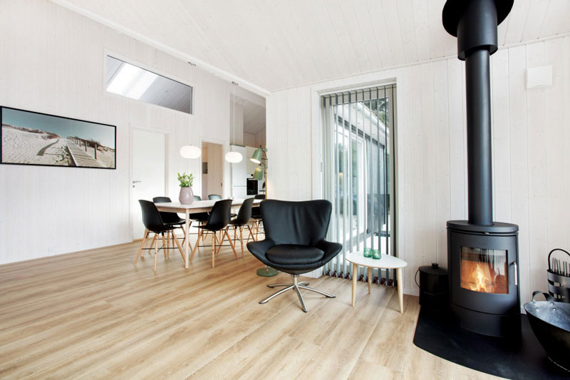 Sommer Ferienhaus in Dänemark bei Sondervig - Reiseblog Bravebird