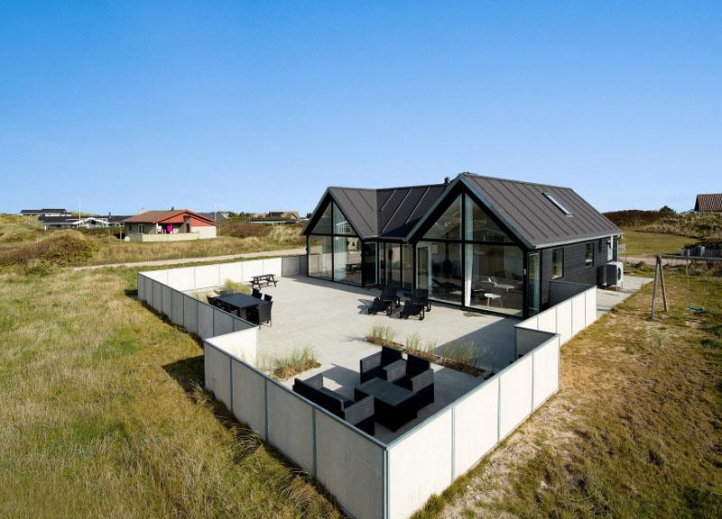 Ferienhaus in Dänemark an der Nordsee - Reiseblog Bravebird