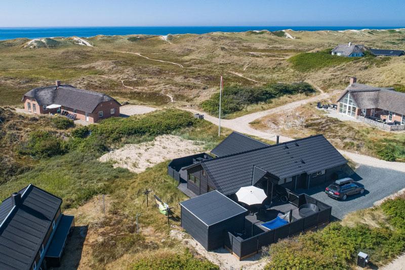 Schönes Ferienhaus in Dänemark - Reiseblog Bravebird