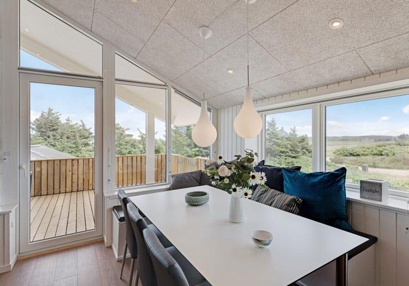 Ferienhaus aus Holz in Houvig Dänemark - Reiseblog Bravebird