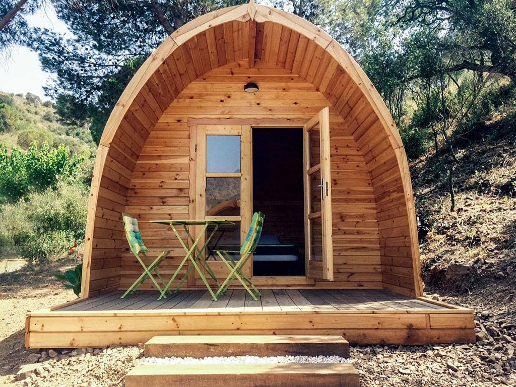 Urlaub an der Costa Brave - Unterkünfte Camping - Reiseblog Bravebird