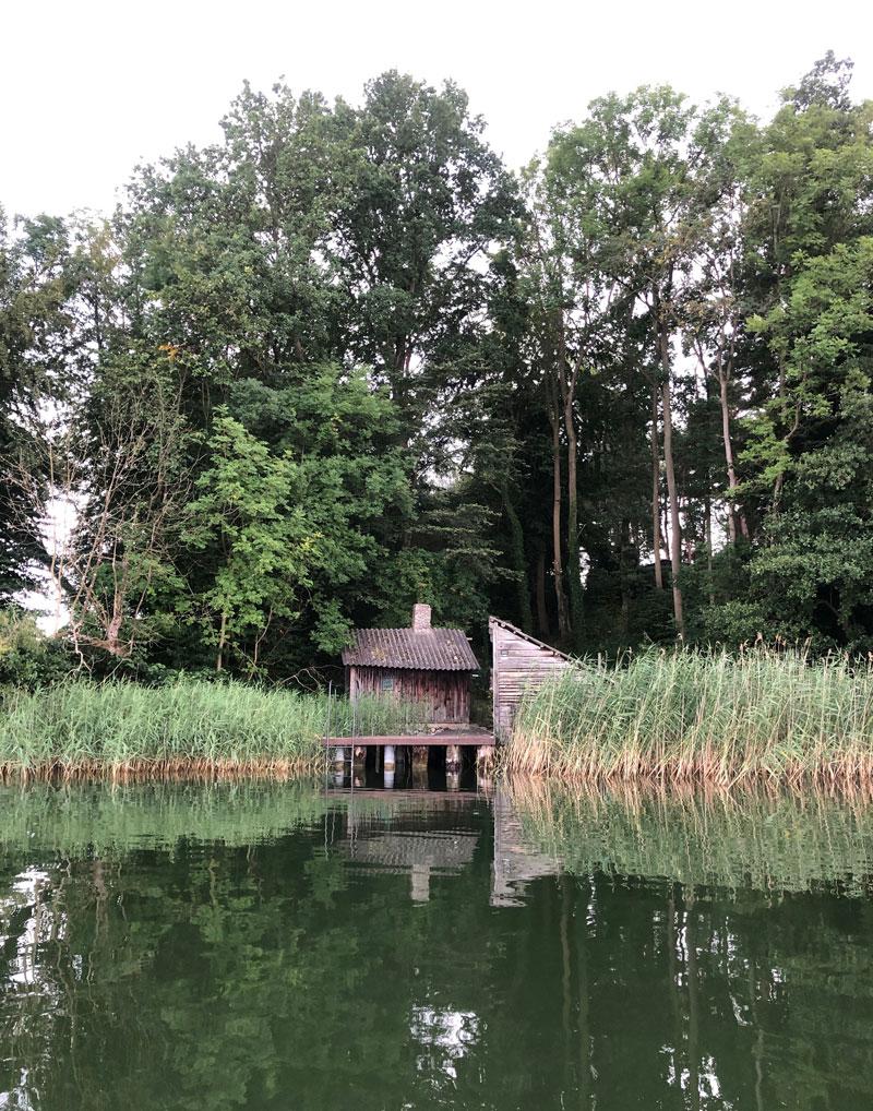 Mecklenburgische Seenplatte Schwaanhavel-Tour - Reiseblog Bravebird