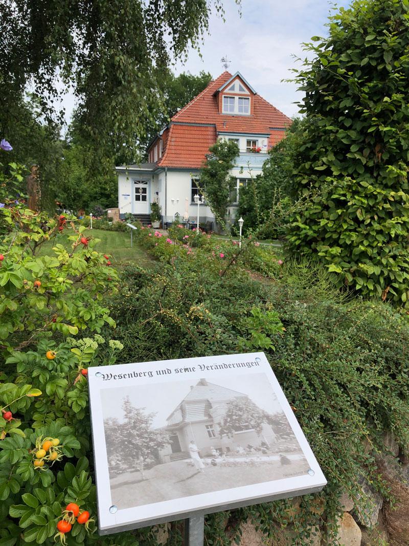 Wesenberg Besuch - Reiseblog Bravebird
