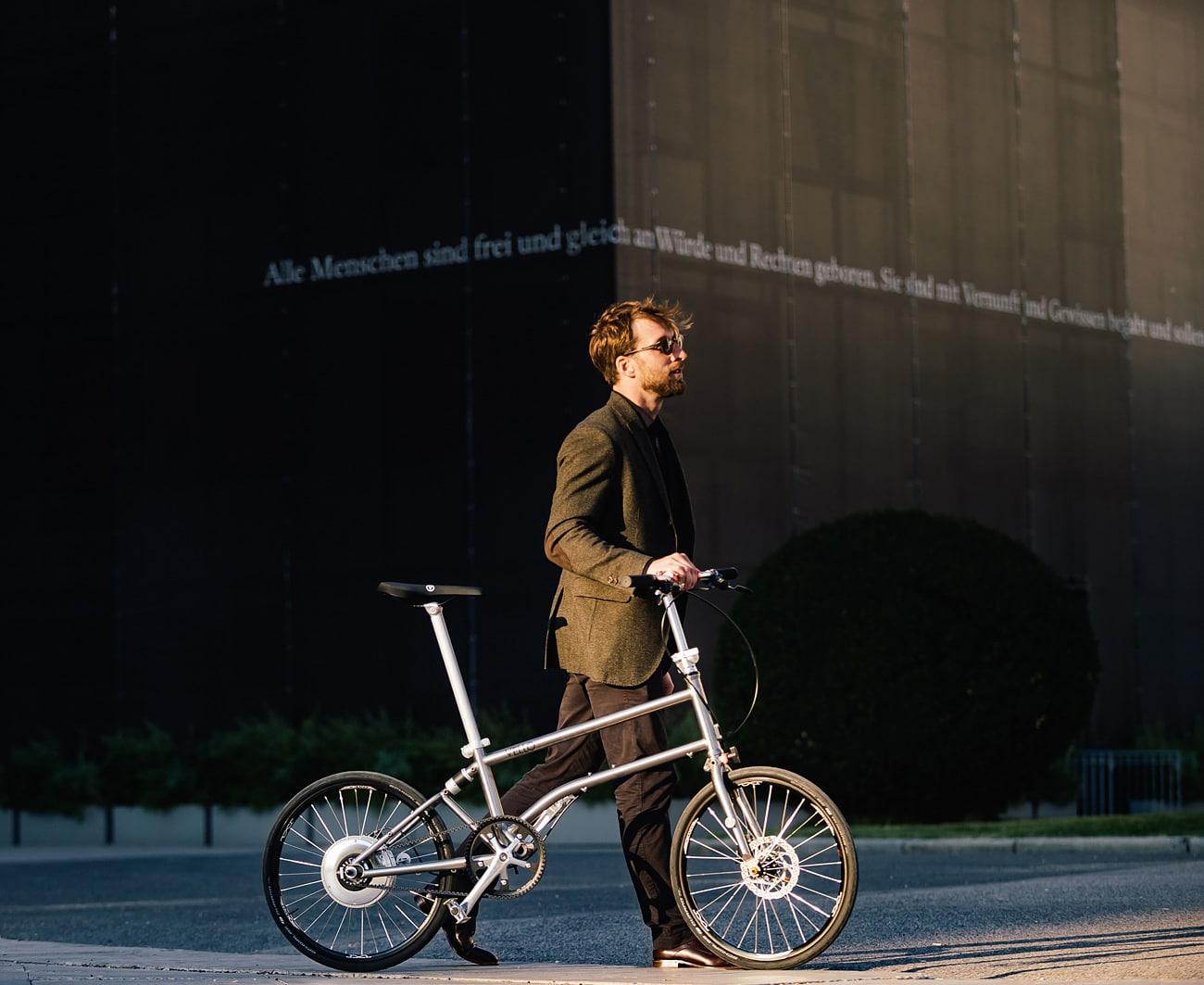 Falträder Klappräder für die Reise - Reiseblog Bravebird
