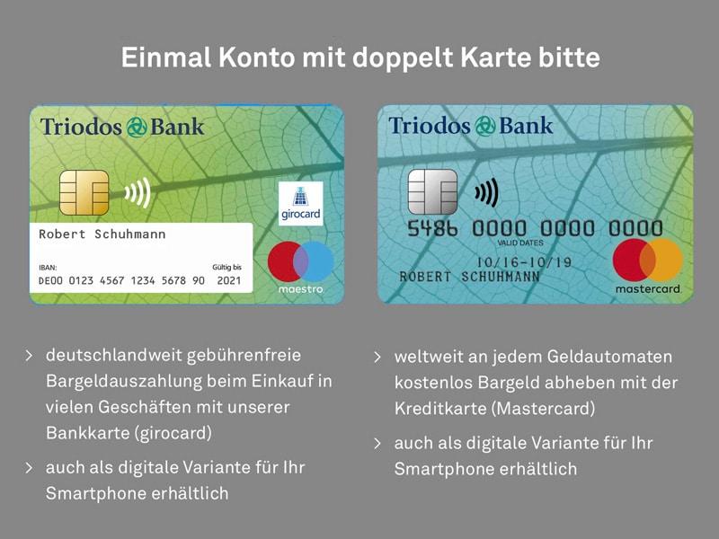 Triodos Bank - Kreditkarte - Reiseblog Bravebird