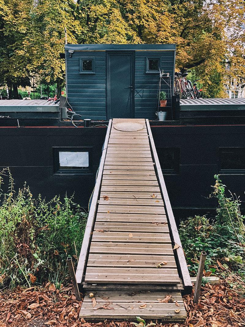 Frankreich Urlaub - Hausboot in Metz - Reiseblog Bravebird